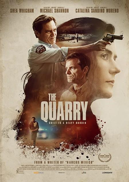 The Quarry 2020 720p WEBRip 800MB x264-GalaxyRG