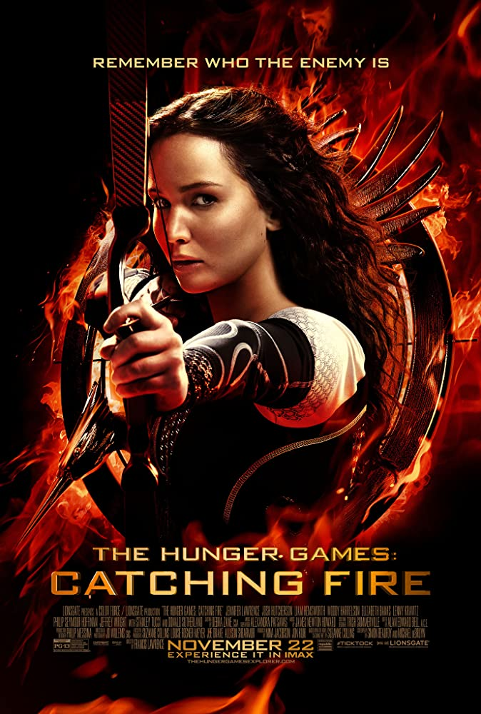 The Hunger Games Catching Fire (2013) [1080p] [BluRay] [YTS MX]