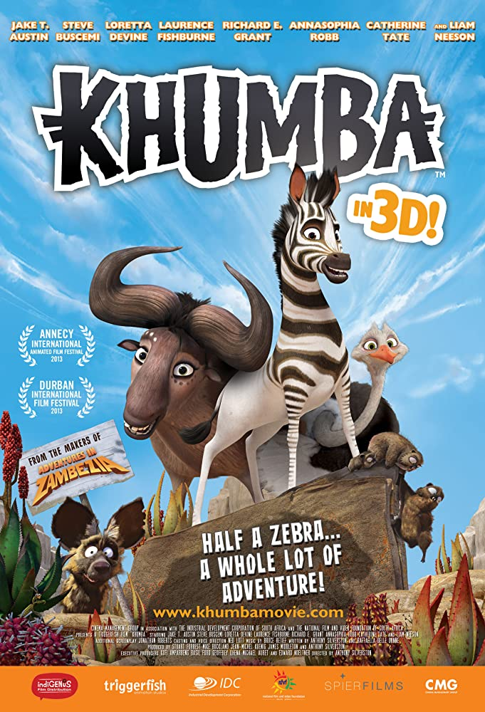 Khumba (2013) [1080p] [BluRay] [YTS MX]