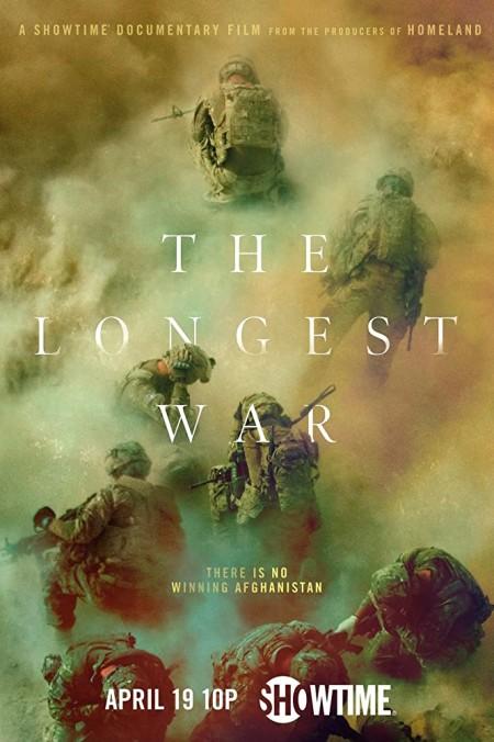 The Longest War 2020 720p AMZN WEBRip 800MB x264-GalaxyRG