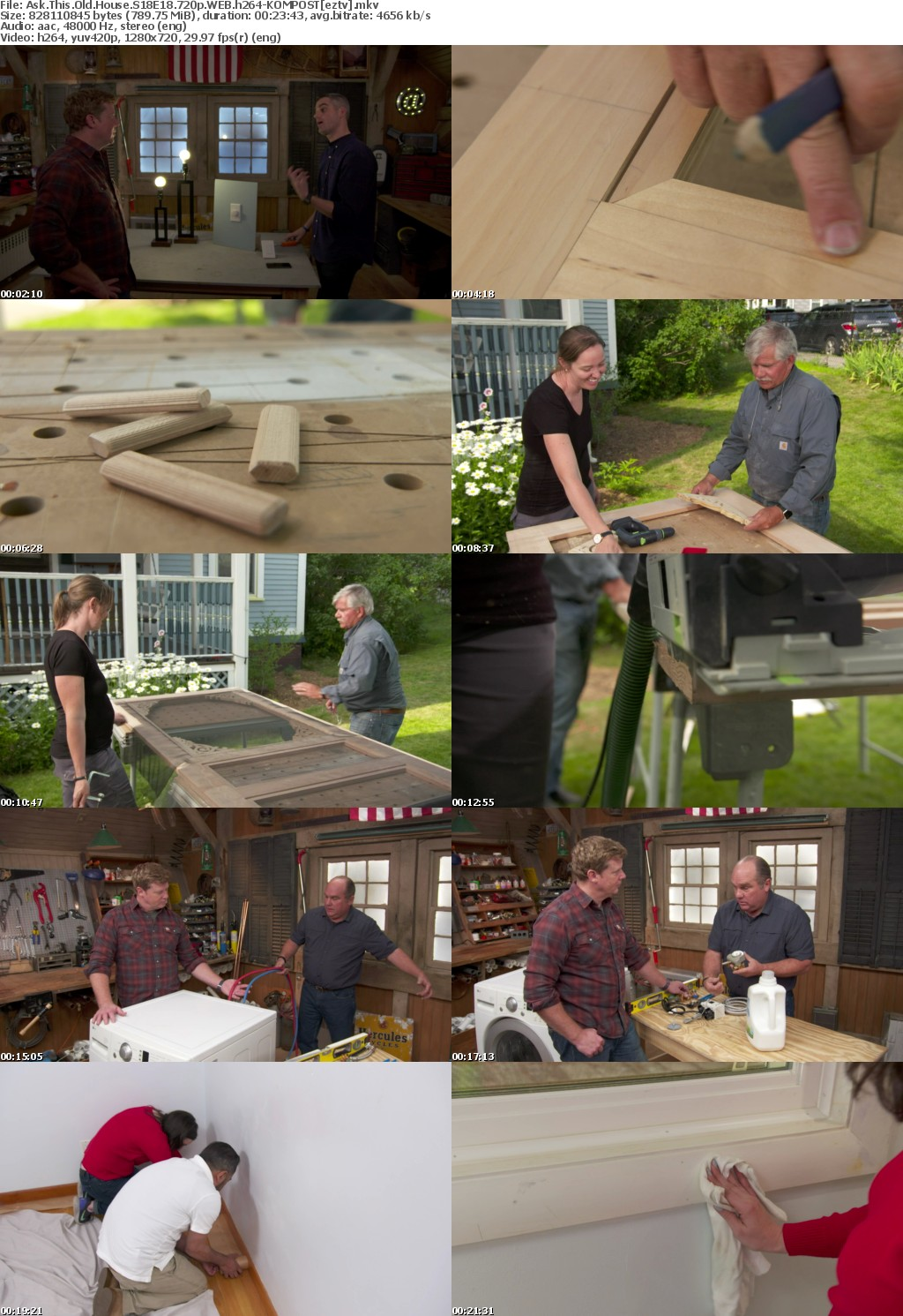 Ask This Old House S18E18 720p WEB h264-KOMPOST