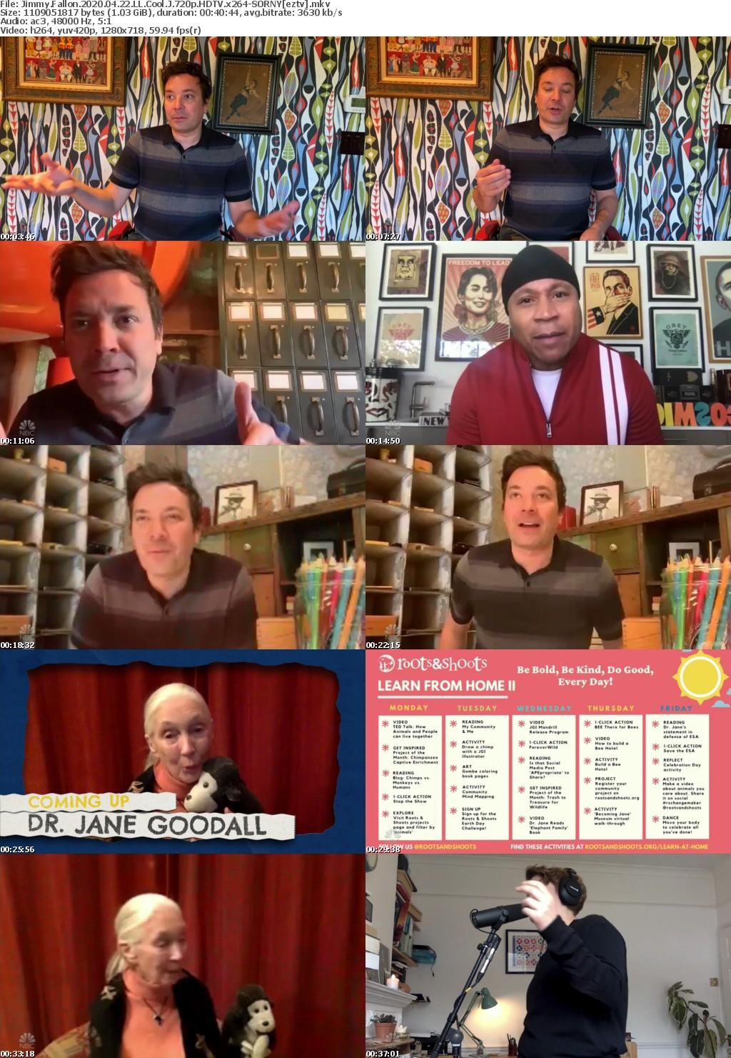 Jimmy Fallon 2020 04 22 LL Cool J 720p HDTV x264-SORNY