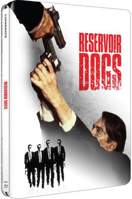 Reservoir Dogs (1992) 1080p BluRay x264 ESubs Dual Audio Hindi DD5.1 Englis ...