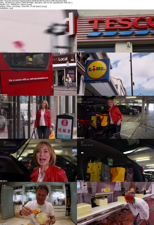 Secrets Of Your Supermarket S01E05 HDTV x264-LE