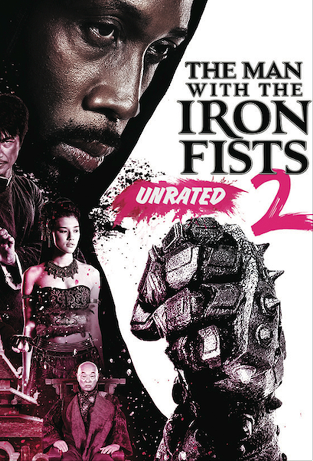 The Man with the Iron Fists (2012) [1080p] [BluRay] [YTS MX]