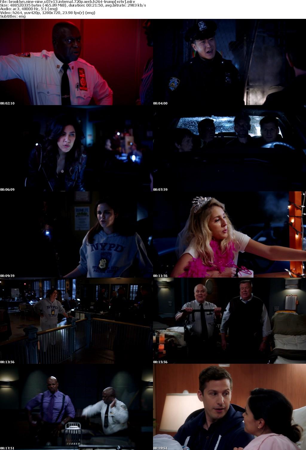 Brooklyn Nine-Nine S07E13 iNTERNAL 720p WEB h264-TRUMP
