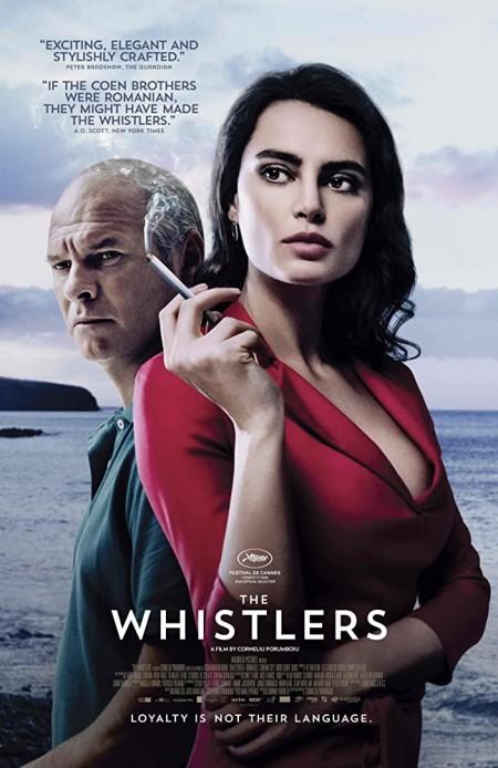 The Whistlers 2019 720p AMZN WEBRip 800MB x264-GalaxyRG