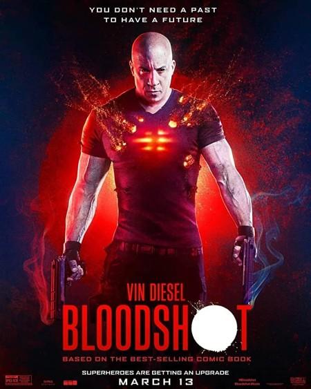 Bloodshot 2020 BDRip XviD AC3-EVO - ANT