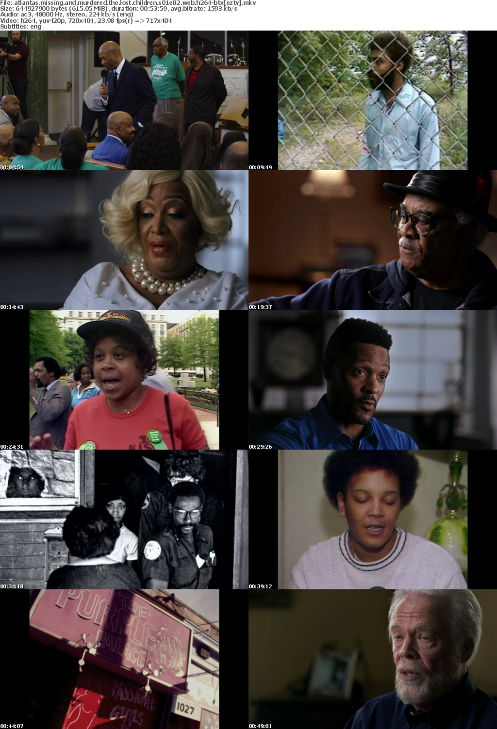 Atlantas Missing and Murdered The Lost Children S01E02 WEB H264-BTX