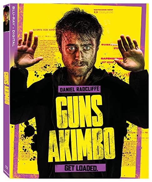 Guns Akimbo 2019 BDRip XviD AC3-EVO