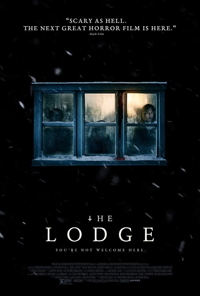 The Lodge 2019 720p BrRip 2CH x265 HEVC-PSA