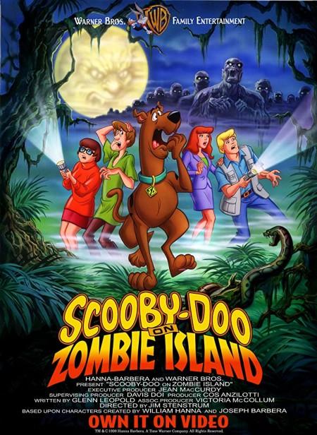 Scooby-Doo on Zombie Island (1998) (1080p AMZN Webrip x265 10bit EAC3 2 0 - ...