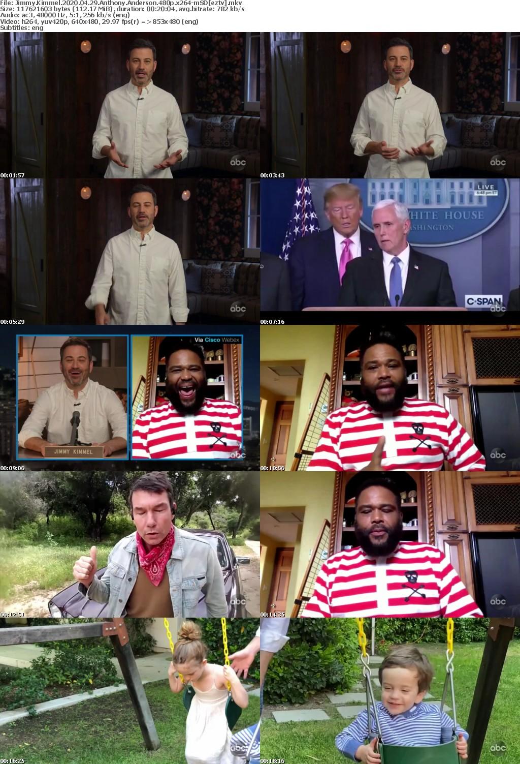 Jimmy Kimmel 2020 04 29 Anthony Anderson 480p x264-mSD