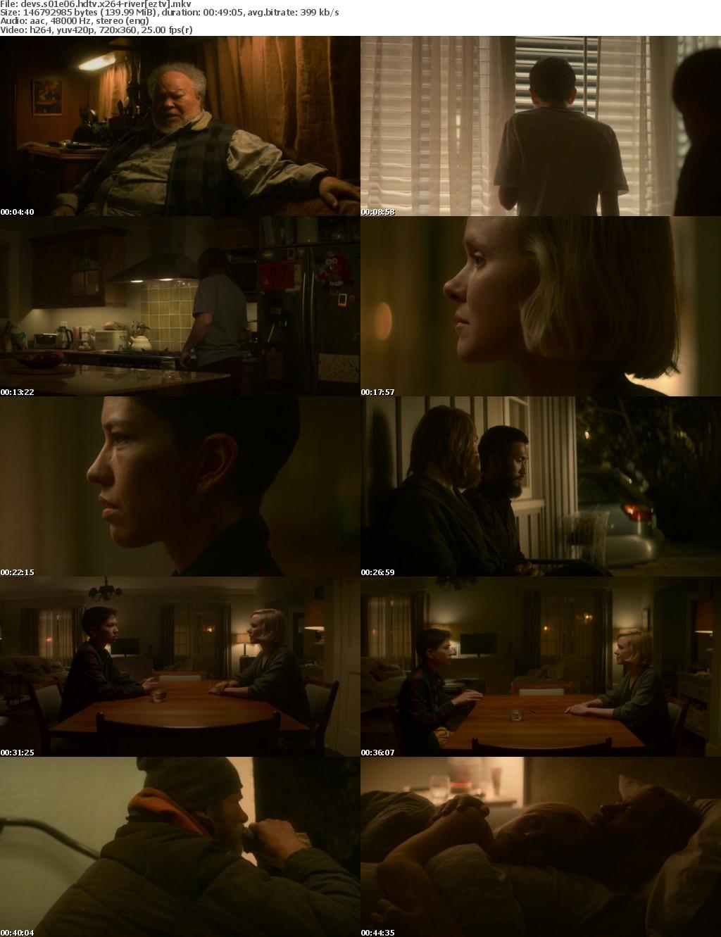 Devs S01E06 HDTV x264-RiVER