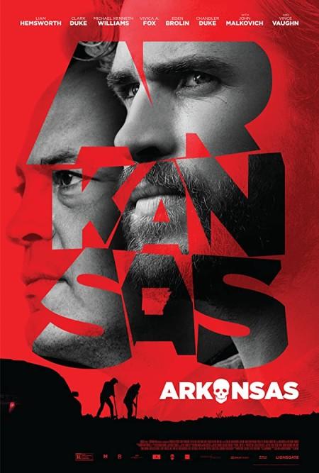 Arkansas 2020 720p BluRay 800MB x264-GalaxyRG