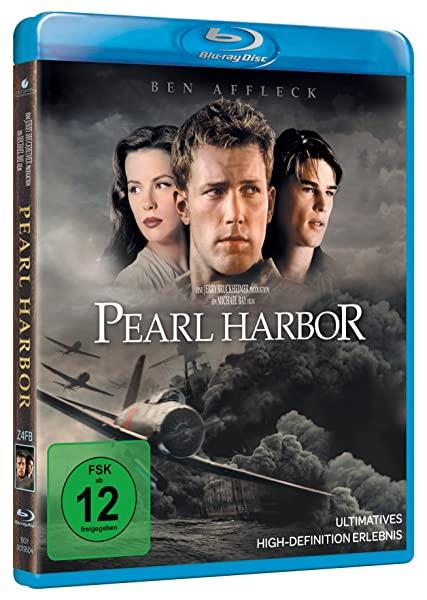 Pearl Harbor (2001) 1080p BluRay x264 Dual Audio Hindi DD2.0 English DD5.1  ...
