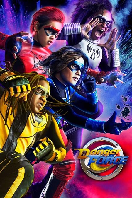 Danger Force S01E06 720p HDTV x264-W4F