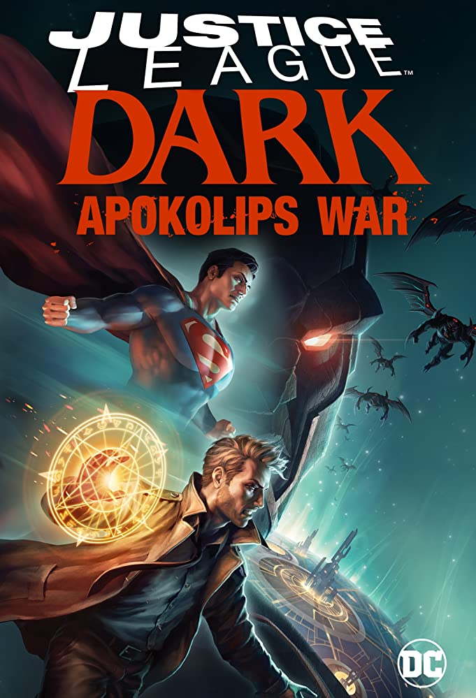 Justice League Dark Apokolips War 2020 720p BDRip X264 AAC 2 0-EVO