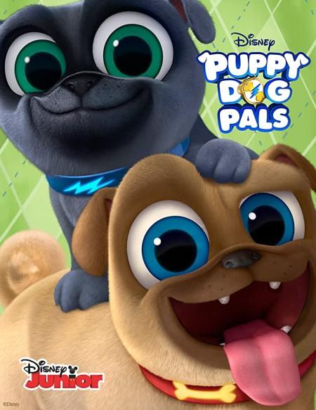 Puppy Dog Pals S02E21 720p HDTV x264-W4F