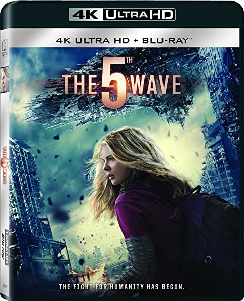 The 5th Wave (2016) 480p Dvd  Rip x264 AAC  DSD
