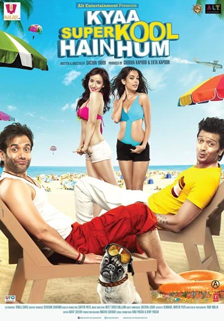 Kyaa Super Kool Hain Hum 2012 Hindi 720p Hindi NF WEBRip x264 AAC 5 1 ESubs ...