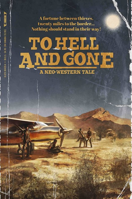 To Hell And Gone 2019 HDRip XviD AC3-EVO