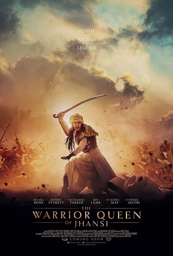 The Warrior Queen Of Jhansi 2019 1080p WEB-DL H264 AC3-EVO