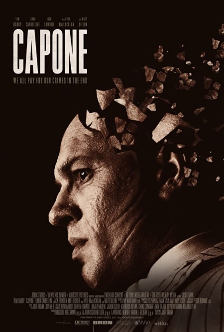Capone (2020) HDRip XviD B4ND1T69