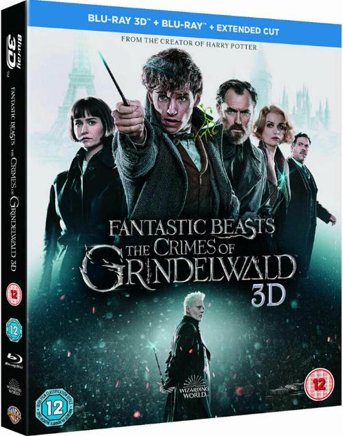 Fantastic Beasts The Crimes of Grindelwald (2018) 3D HSBS 1080p BluRay x264-YTS