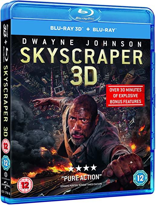 Skyscraper (2018) 3D HSBS 1080p BluRay x264-YTS