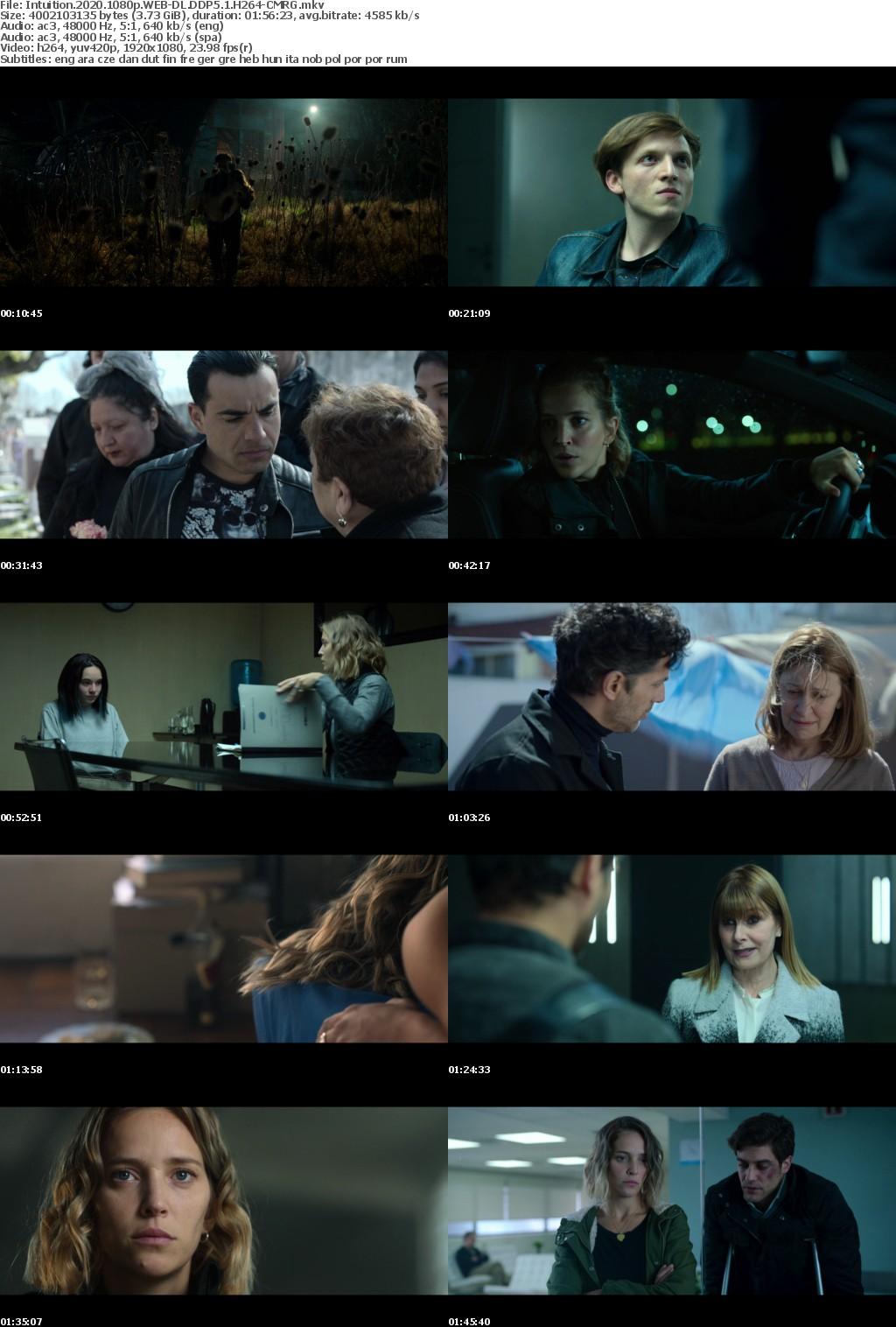 Intuition (2020) 1080p WEB-DL DDP5.1 H264-CMRG