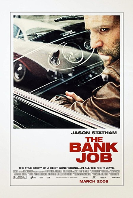 The Bank Job (2008) BluRay 1080p 10bit HEVC Hindi Org DDP 5.1 - English AAC ...