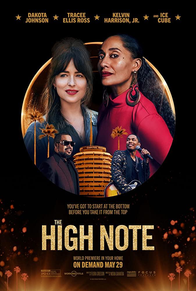 The High Note 2020 720p WEBRip 2CH x265 HEVC-PSA