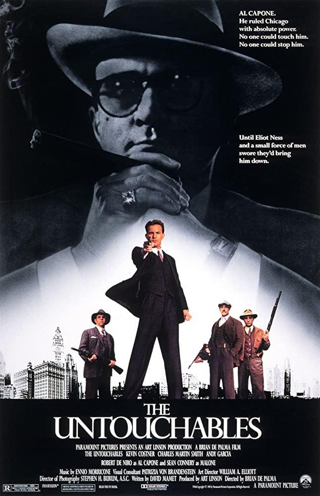 The Untouchables (1987) [720p] [BluRay] [YTS MX]