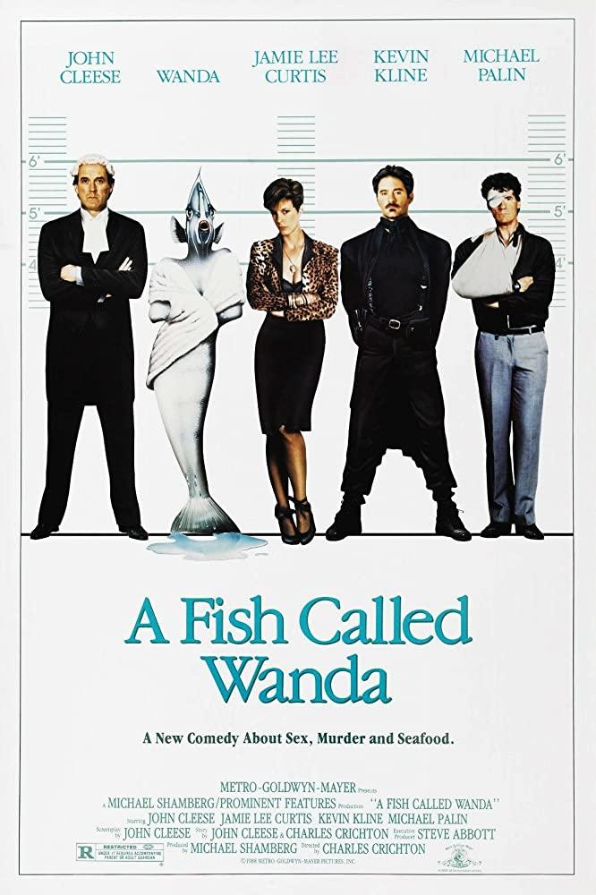 A Fish Called Wanda 1988 REMASTERED 1080p BluRay x265-RARBG