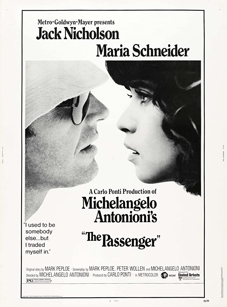 The Passenger (1975) [720p] [BluRay] [YTS MX]