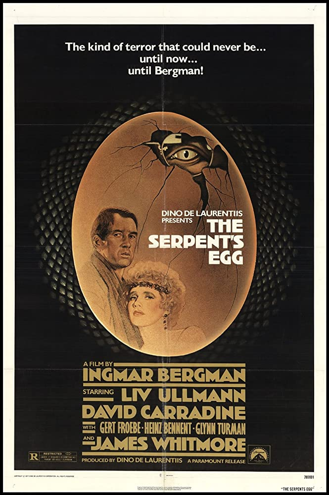 The Serpent's Egg (1977) [720p] [BluRay] [YTS MX]