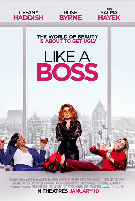 Like a Boss 2020 720p BluRay Hindi English x264 AAC 5 1 MSubs - LOKiHD - Telly