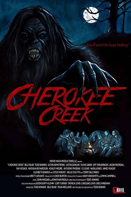 Cherokee Creek (2018) HDRip 720p Hindi-Dub Dual-Audio x264