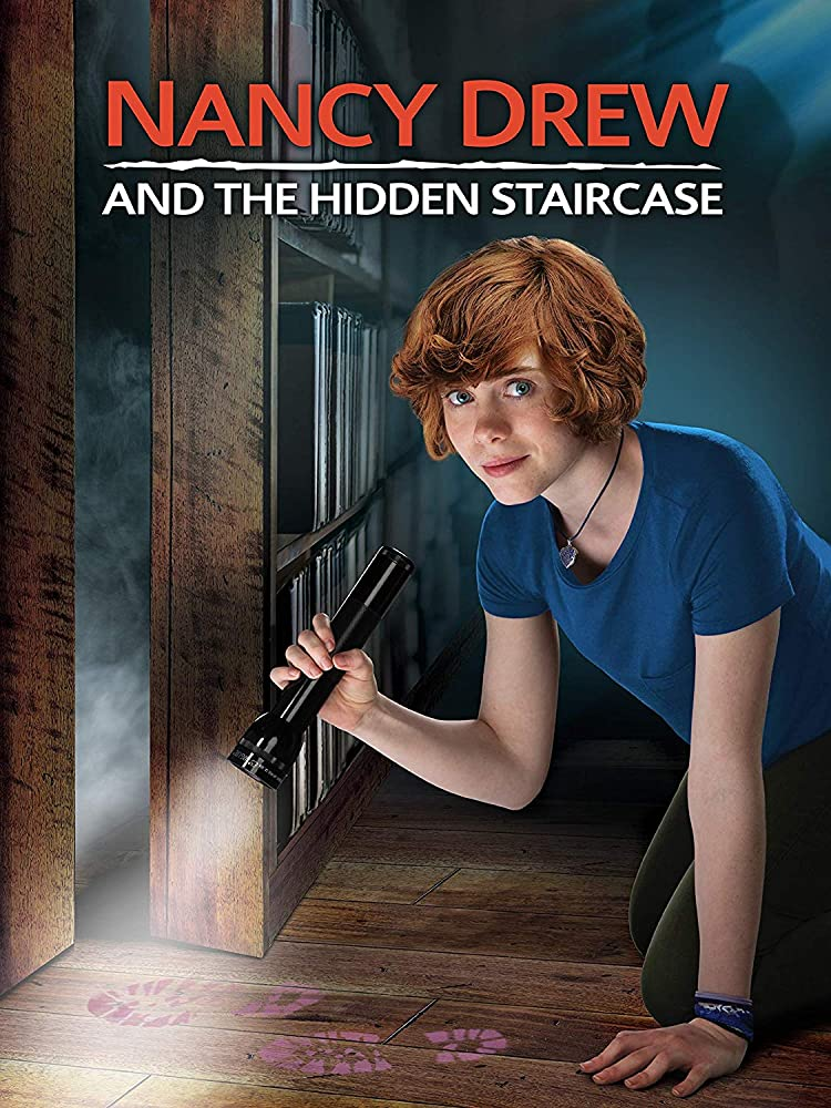 Nancy Drew and the Hidden Staircase (2019) [720p] [BluRay] [YTS MX]