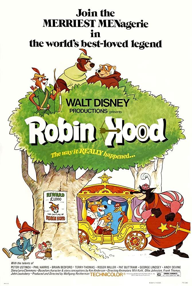 Robin Hood (1973) [720p] [BluRay] [YTS MX]