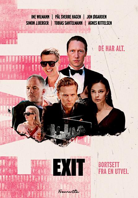 EXIT (2019) (1080p BDRip x265.10bit TrueHD 5.1 - HxD) TAoE mkv