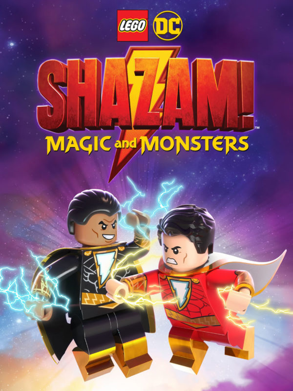 Lego DC Shazam Magic And Monsters 2020 MULTi 1080p BluRay x264-D4KiD