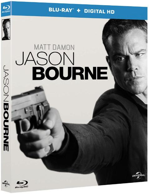 Jason Bourne (2016) BRRip XviD B4ND1T69