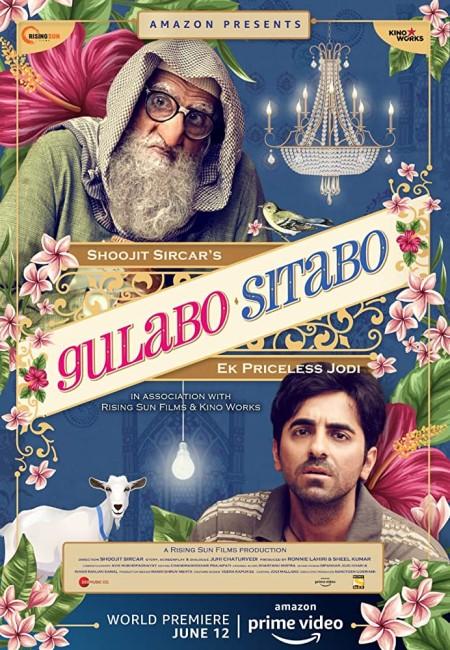 Gulabo Sitabo (2020) Hindi 720p AMZN WEBRip 1 1 GB DD-5 1 ESub x264 - Shado ...