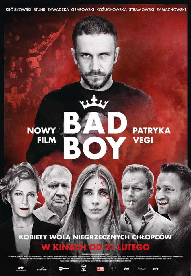 Bad Boy 2020 720p BluRay HEVC x265-RMTeam