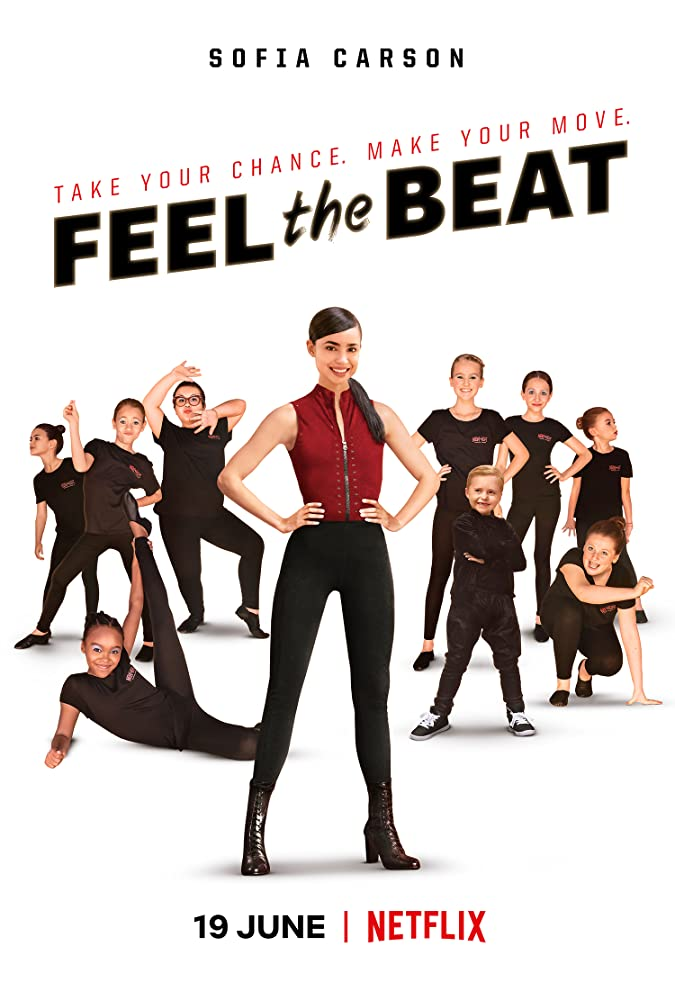 Feel the Beat 2020 1080p NF WEB-DL DDP5 1 Atmos x264-CMRG