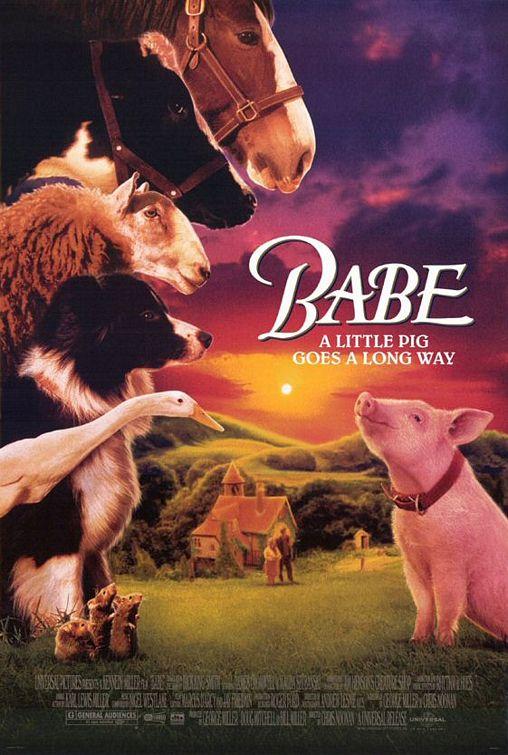 Babe 1995 1080p BluRay x265-RARBG
