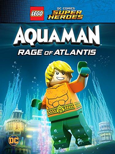 LEGO DC Comics Super Heroes Aquaman - Rage of Atlantis (2018) [720p] [BluRay] [YTS MX]