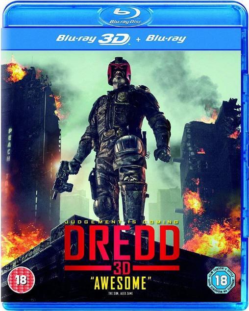 Dredd (2012) 3D HSBS 1080p BluRay x264  YTS